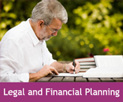 Legal and Financial Planning