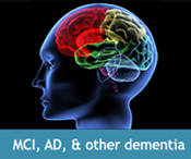 MCI, AD, and Other Dementias